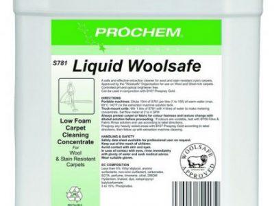 Prochem Liquid Woolsafe Shampoo
