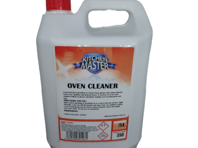 Kitchen Master Oven Cleaner
