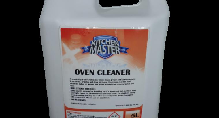 Kitchen Master Oven Cleaner