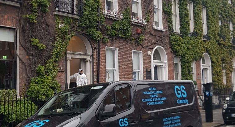 GS Professional Cleaners Ltd