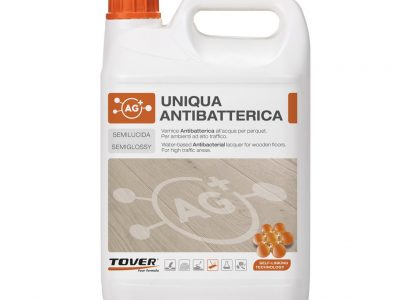 Tover Uniqua Antibacterial Floor Lacquer / High Traffic