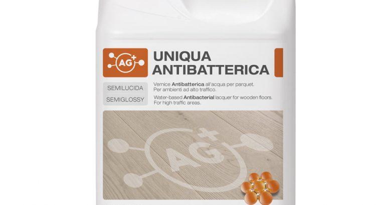 Tover Uniqua Antibacterial Floor Lacquer / High Traffic
