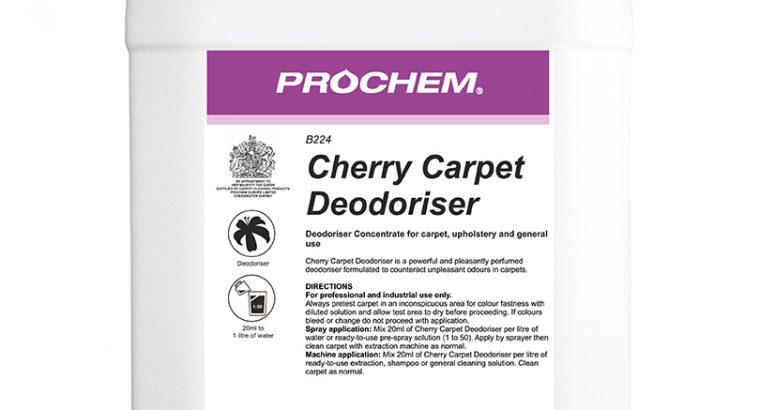 Prochem Cherry Carpet Deodoriser