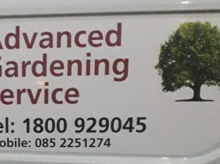 Advanced Gardening Service