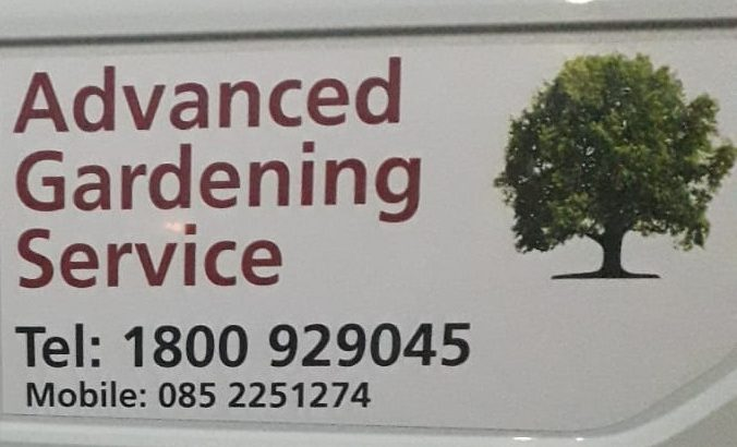 Advanced Gardening Service