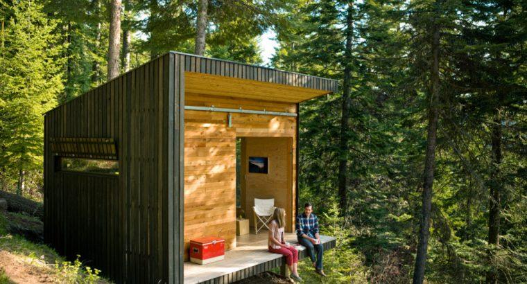 Eco Log Houses